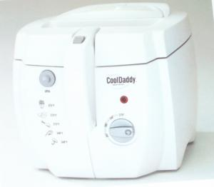 Presto 05443 CoolDaddy Cool Touch Deep Fryer REFURBISHED