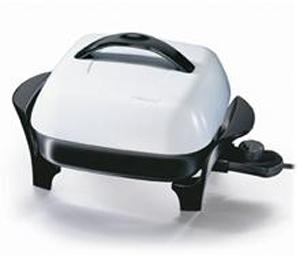 "Presto 06620 11"" Electric Skilletnohtin"