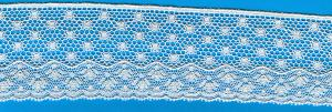 Capitol Import French Val Lace 14463 White Lace