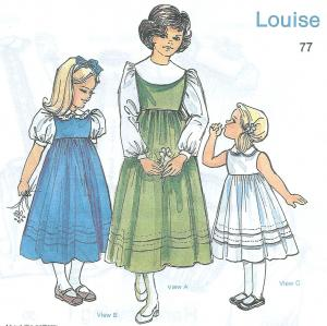 Childrens Corner CC077 Louise Size 1-5