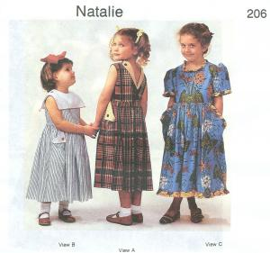 Childrens Corner Natalie Pattern