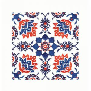 "Amazing Design ADC-96 Decorative Tiles 4"" x 4"" designs Multi-Format CD"