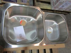 Kohler K-3356-NA Undertone Stainless Sink