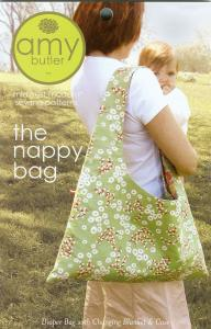 Amy Butler Designs 93-936 The Nappy Bag A Midwest Modern Sewing Pattern