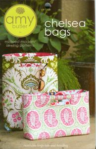 Amy Butler's, 93-695, Chelsea Bags, A Midwest Modern, Sewing Pattern