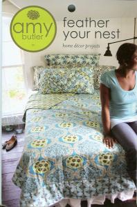 Amy Butler's, 93-2481, Feather Your Nest, Home Decor Project,  A Midwest Modern, Sewing Pattern