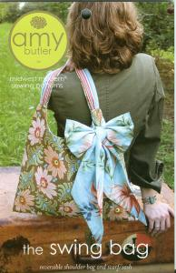 Amy Butler's 93-1532 The Swing Bag A Midwest Modern Sewing Pattern