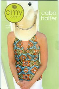 Amy Butler Designs 93-2336 Cabo Halter A Midwest Modern Sewing Pattern