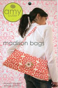 Amy Butler Designs: Madison Bags, A Midwest Modern Sewing Pattern