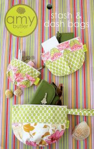 Amy Butler Designs Stash & Dash Bags A Midwest Modern Sewing Pattern
