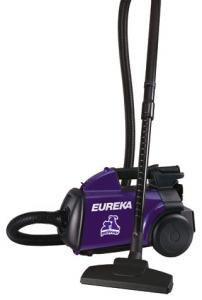 Eureka 3684F Mighty Mite Power Paw Pet Lover HEPA Canister Vacuumnohtin
