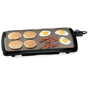 Presto 07055 Cool Touch Foldaway Electric Griddle