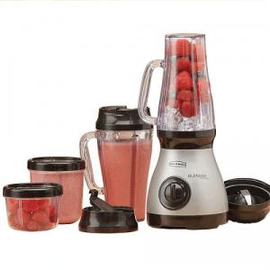Back to Basics, BPE3BRAUS, Food, Blender, Express Plus, quick to assemble, easy to clean, and convenient to store.