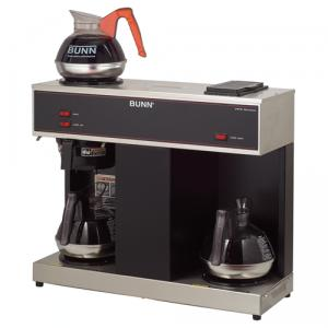 BUNN® VPS 12-Cup Pourover Commercial Coffee Brewer w/3 Warmers