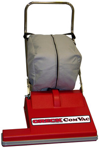 "Oreck ComVac 28"" Wide Top Fill Bag Commercial Vacuum Cleaner"