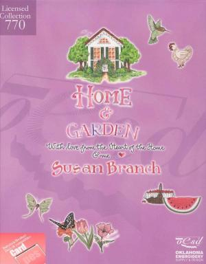 OESD 770 Home & Garden By Susan Branch