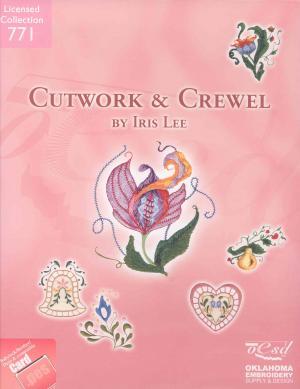 OESD 771 Cutwork & Crewel