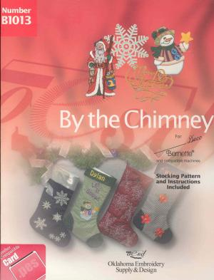 OESD B1013 By the Chimney Embroidery Card