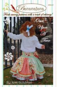 Bananafana BB207  Once Upon A Time Princess Skirt! Size 12mo-5T
