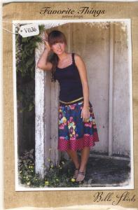 Favorite Things FT36  Belle Skirt ladies and teens sz 4-22