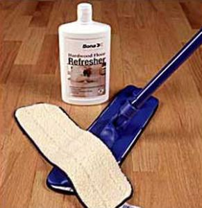 Bona Refresher Applicator Pad Refill for use with the Bona MicroPlus Floor Mop