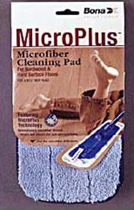 Bona MicroPlus Microfiber Replacement Cleaning Pad for the MicroPlus Mop