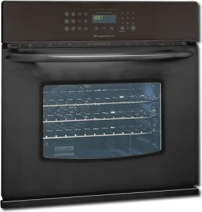 Frigidaire GLEB30S9 FS Electric Convection Wall Oven, 4.2 Cu. Ft, EasySet Controls, Clock, Timer, Self Clean, Safety Lock, Soft Handle, 3 Racks