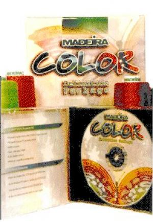 Madeira Color Definition Software