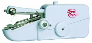 Sew Pro  400: Handy Mender Chainstitch Handheld Sewing Machine like Singer Handy Stitch Battery Operated