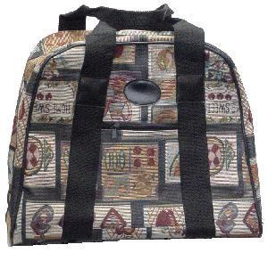 PD60 SMTB3 Tapestry Color Soft Tote Bag for Full Sized Sewing Machines