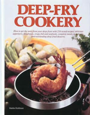Presto 59 438 Deep Fry Cookery Recipes