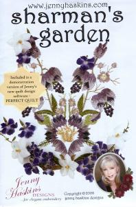 Jenny Haskins Sharmans Gardens Designs Multi-Formatted Designs CD