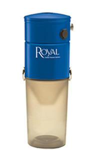 Royal CS400 Central Vac Systemnohtin