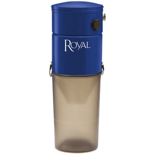 Royal CS820 Central Vac System for up to 8000 Sq Ft Home, 6 Gallon Capacitynohtin