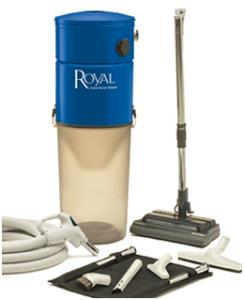 Royal CS820 Central Vac System
