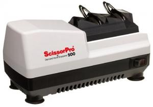 Scissor Pro 500 Scissor & Shears Sharpener from Edge Craft - Course & Fine Diamond Hone Sharpening 110V