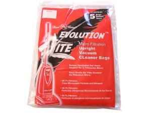 Dust Care Evolution Micro Filtration Replacement Bags for use with the  DCC658 Vacuum (01-2410-01) 5-Pack
