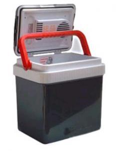 Koolatron P25 Fun Kool Thermoelectric Cooler, 24Litre 26Quart Capacity, up to 40 �F, Flip up Handle, Cord Storage, plugs in auto12V car lighter socket