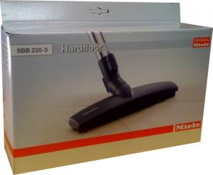 """Miele SBB235-3 Hard Floor Brush 11""""W, Soft Bristles, Rubber Wheels for S140 S157 S227 S456i Galazy S5 Vacuum Cleaners*on hardwood, tile, smooth floors"""