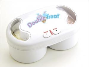 Koolatron FT02 Double Treat Ice Cream Maker
