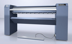 "b865, b890, b990, Miele, H M21-140, HM 21-140, HM21-140, Commercial, 55"" Wide,  Continuous Feed, Rotary Ironing Press, for Linens, Napkins, Tableclothes, 60 Pounds Per Hour, 220V - Made in GERMANY"