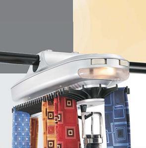 Smartek ST-72 Revolving Tie Rack, Hold up to 64 Ties, Battery Operatednohtin