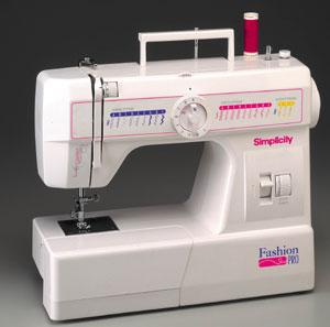 Simplicity SW2145 Best Buy 45 Stitch Function, Fashion Pro Sewing Machine wtih Metal Gears  BRAND NEW