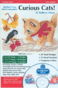 Sudberry House D8600 Curious Cats Multi-Formatted CD