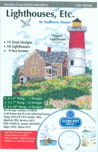 Sudberry House D8500 Lighthouses Etc. Multi-Formatted CD