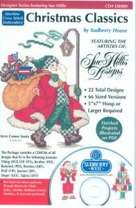 Sudberry House D8800 Christmas Classics Multi-Formatted CD