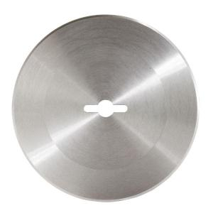 Reliable XD510L-BLADE Extra or Replacement Round Circular Cutting Knife Tunsten Steel, for the XD510L Rotary Cutter
