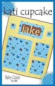 Kati Cupcake KC109 Baby Cakes Quilt Pattern