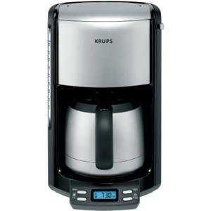 Dual Carafe Coffee Maker Krups : Fmf5 14 10 Cup Stainless Steel Thermal Coffee Maker Machine 1100w Bed Mattress Sale