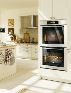 "Miele H4892 BP2 MasterChef 30"" Double Oven"